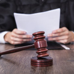 Judge Holding Documents | Probate Law